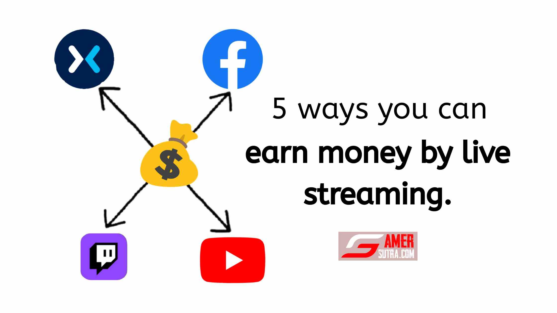 5 ways you can earn money by live streaming