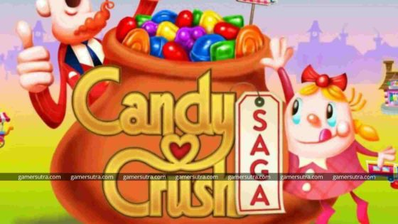 Candy Crush Saga - Top 10 Mobile Games with Most Downloads