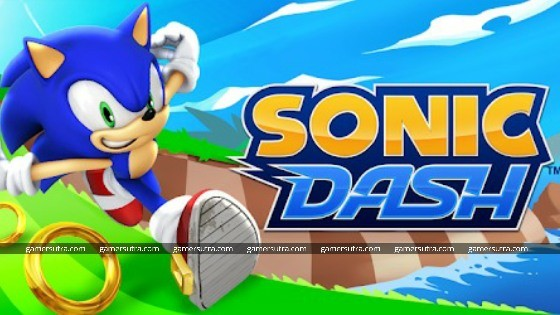 Sonic Dash - Top 10 Mobile Games with Most Downloads