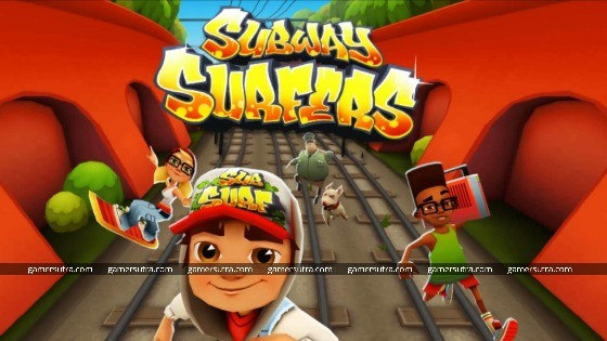 Subway Surfers - Top 10 Mobile Games with Most Downloads