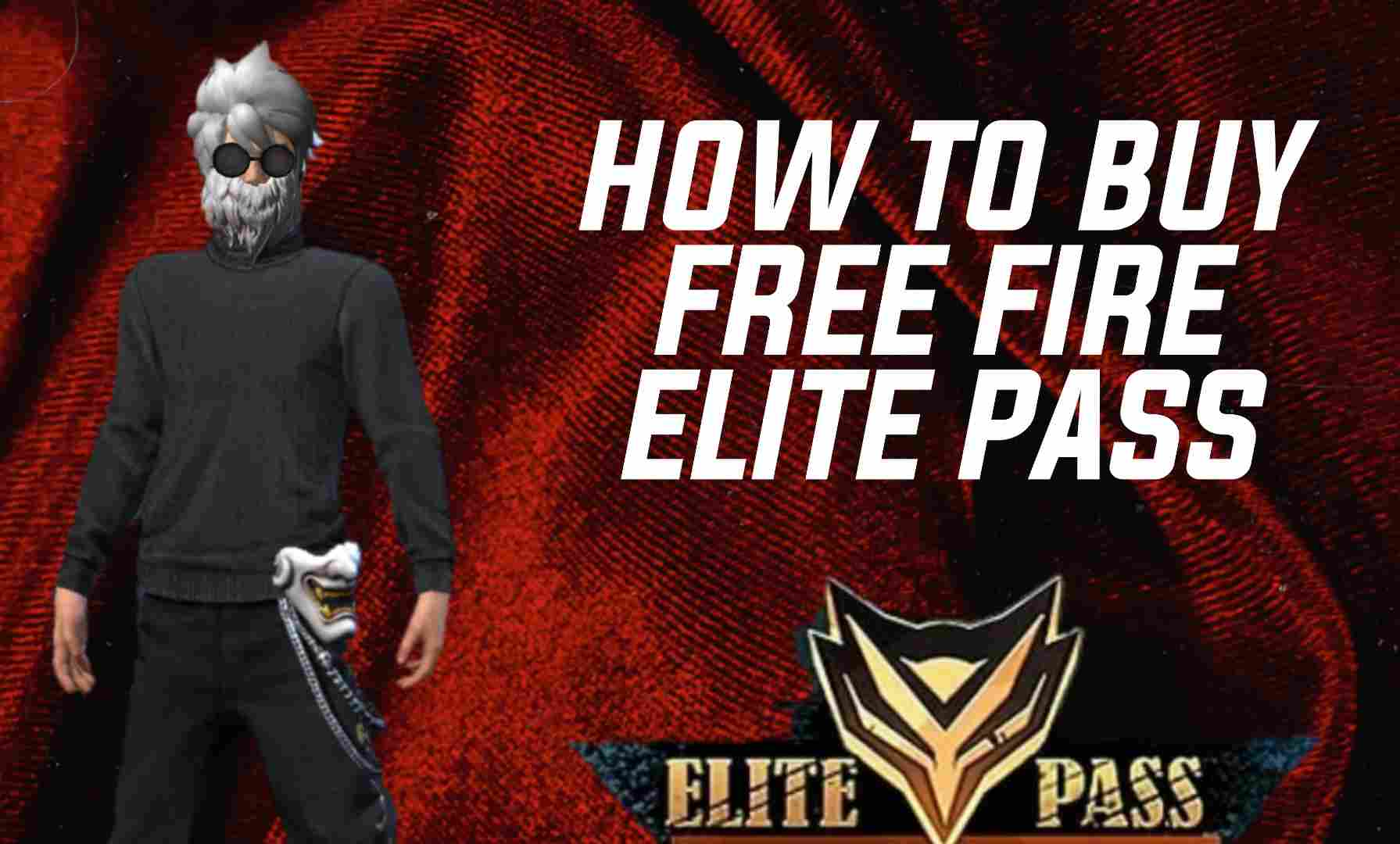 How to buy Free fire Elite Pass