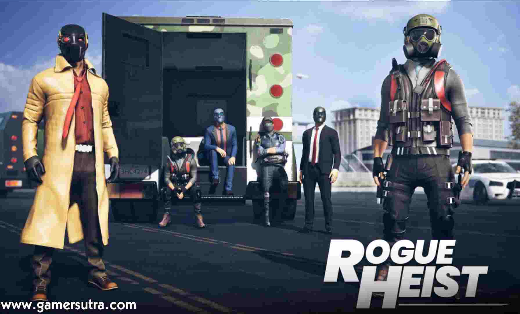 Rogue Heist Release Date In India