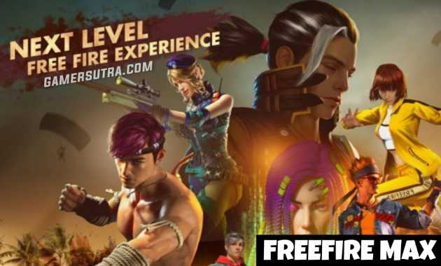 Download Free Fire Max APK and OBB Files