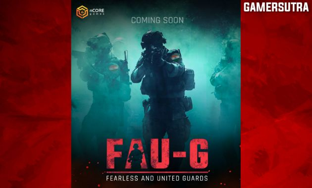 FAUG Game Release Date - When Fauji game will release?