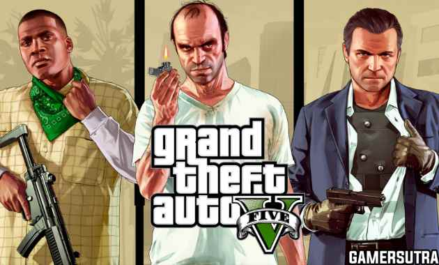 GTA 5 minimum requirements Download Link, size and More