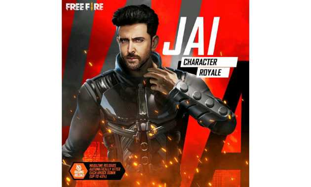 JAI Character in Free Fire: Abilities, features and other details