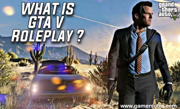 What is GTA 5 RP (Roleplay)