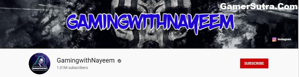 NayeenAlam YouTube channel