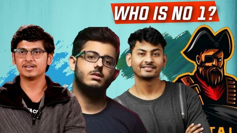 List of Top 10 Most-Watched YouTube Streamers in 2020 Includes Indian Gamers