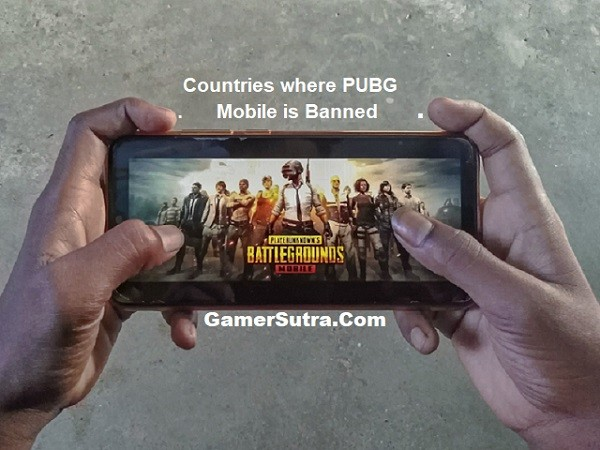List of Countries where PUBG Mobile is Banned