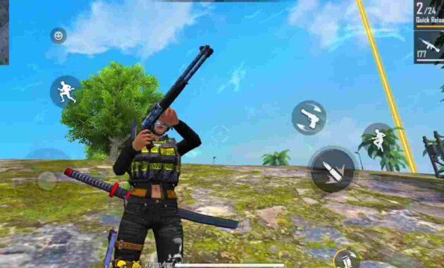 Free Fire Max 4
