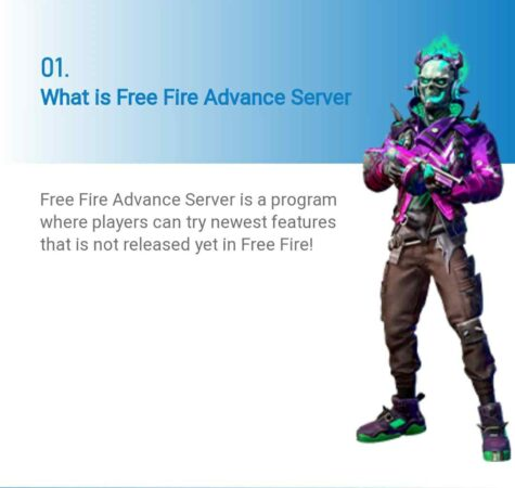 What is Free Fire Advance Server