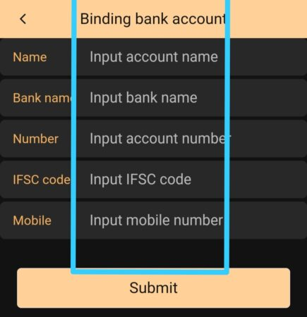 How to Withdraw Gotask Earnings?