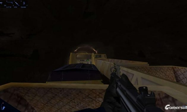 IGI 2 Covert Strike _ Mission 2 _ Deep in the Mines