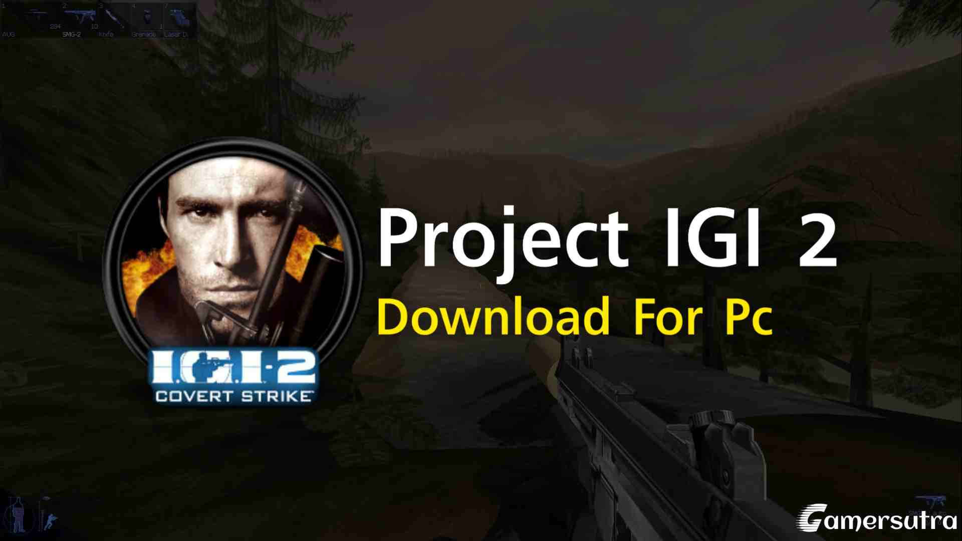 Project IGI 2 Download for PC Full Version In 2021
