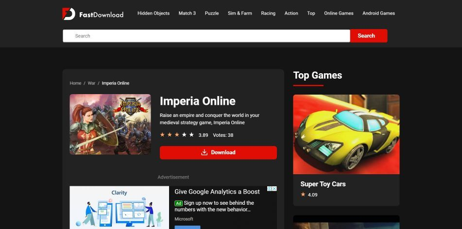 Top 10 Sites To Download Free PC Games in 2021 Step 4-ii
