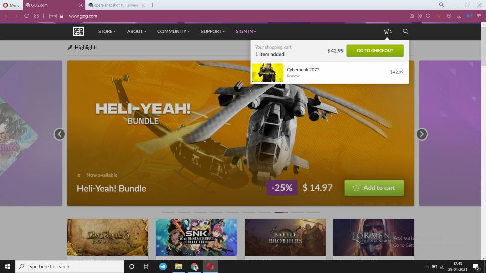 Top 10 Sites To Download Free PC Games in 2021 Step 7-iv