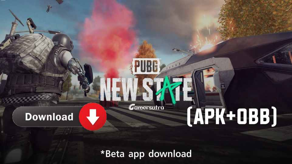 PUBG: NEW STATE Download