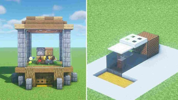 How to Make an Automatic Farm in Minecraft