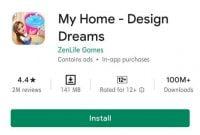 My Home- Design Dream