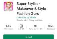 Super Stylist - Makeover & Style Fashion Guru